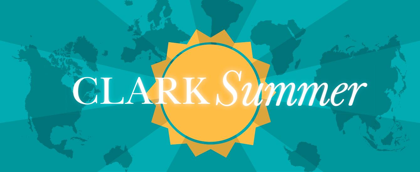 Summer at Clark logo