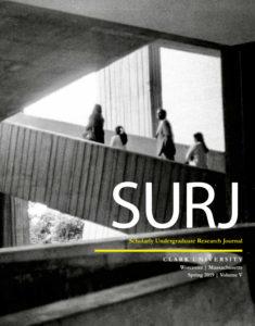 SURJ volume 5 cover