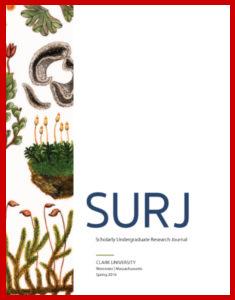 SURJ Volume 2 cover