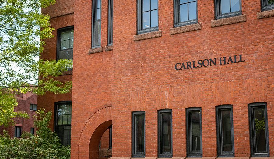 Carson Science building