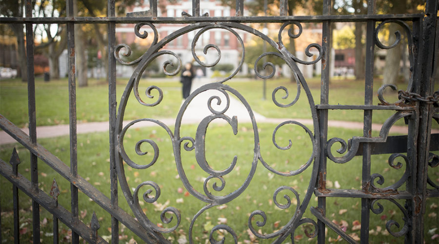 front gates of clark