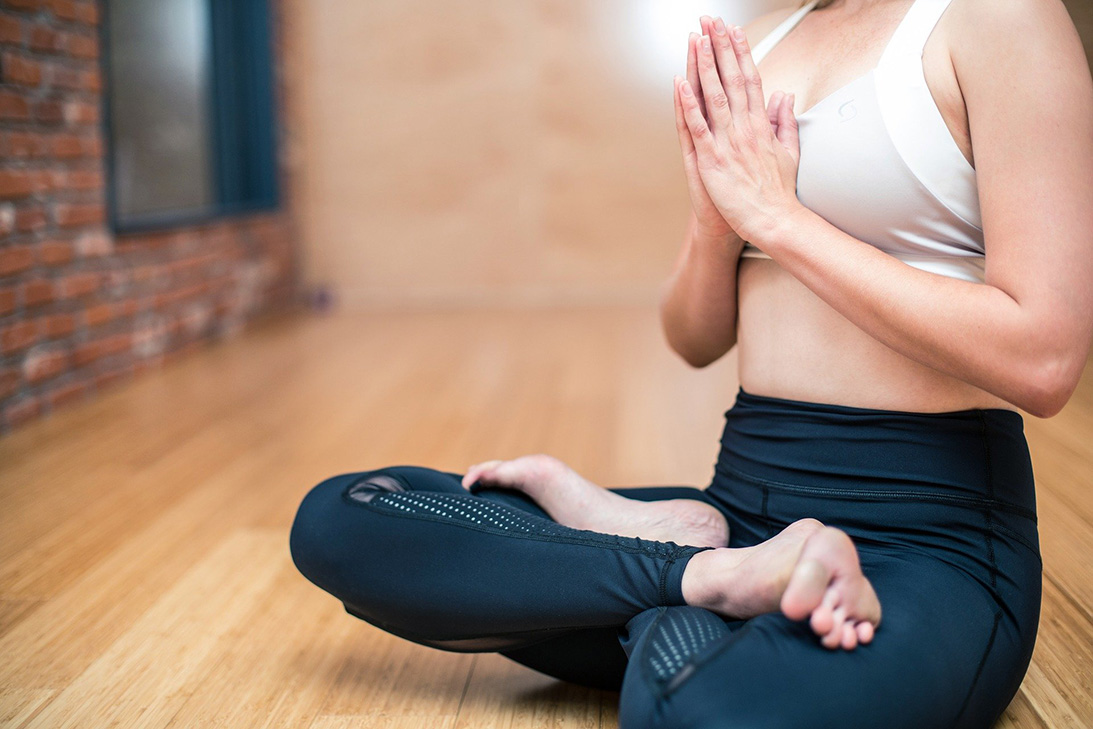 Yoga postur