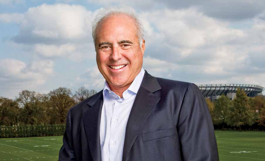 Jeff Lurie owner of the Philadelphia Eagle