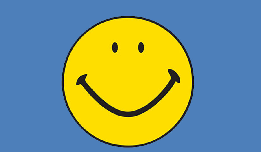 Smiley face logo
