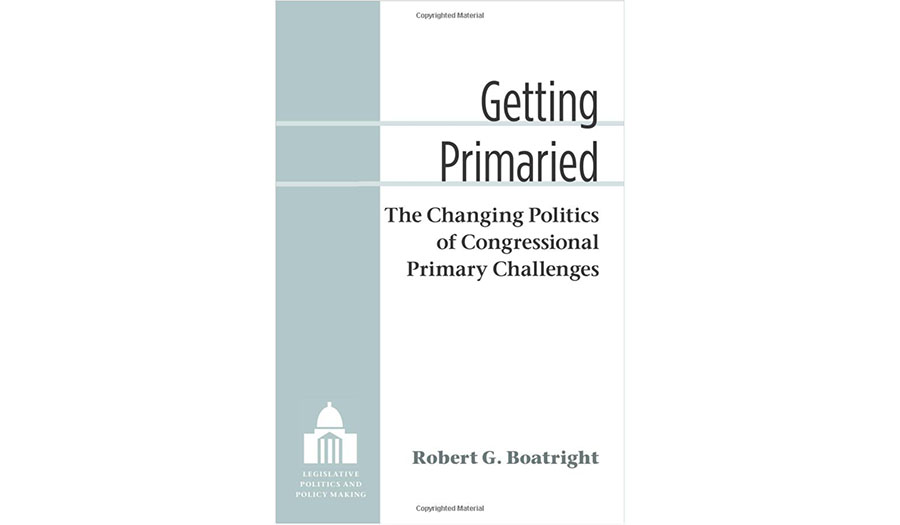 Getting Primaried: The Changing Politics of Congressional Primary Challenges