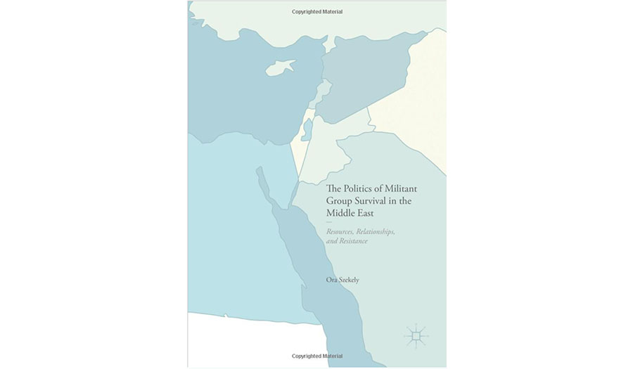 The Politics of Militant Group Survival in the Middle East: Resources, Relationships, and Resistance