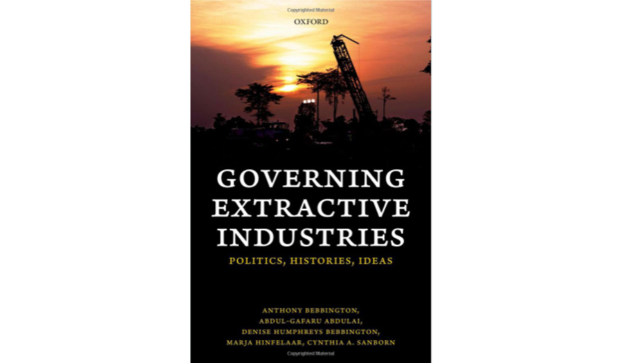 governing extractive industries book cover