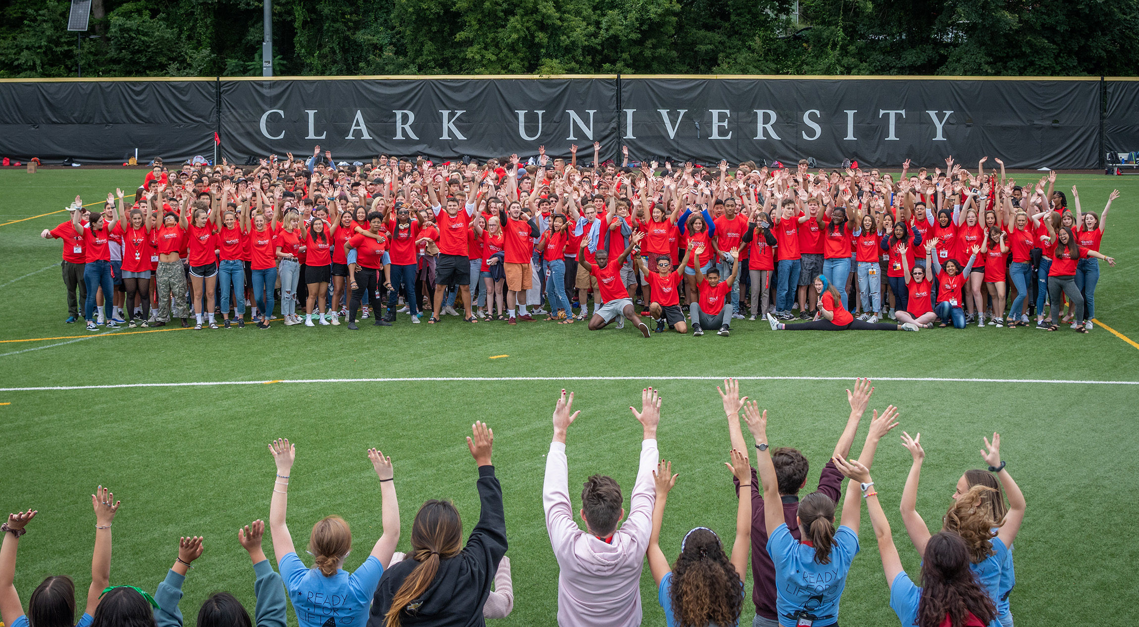 Clark University | Challenge Convention  Change Our World