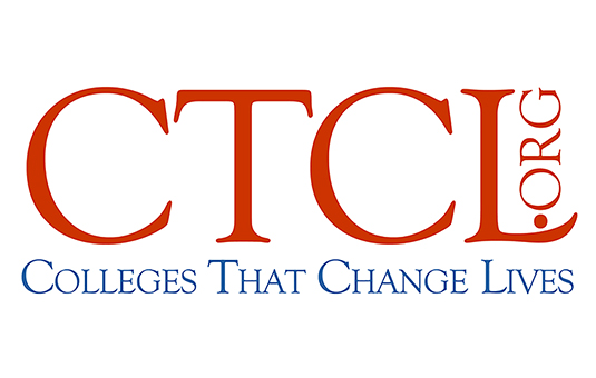 Colleges That Change Lives logo