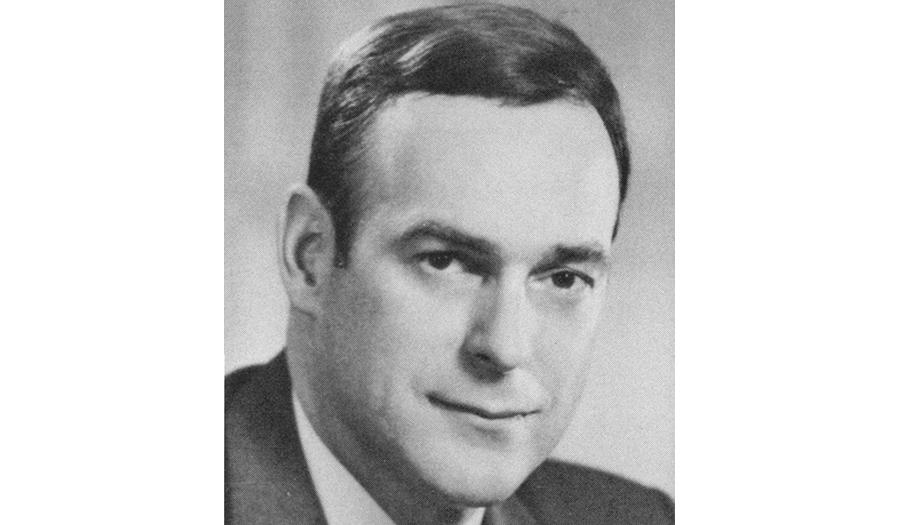 Clark President Glenn Ferguson