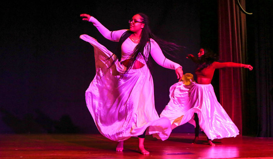 African Diaspora Dance Association performance