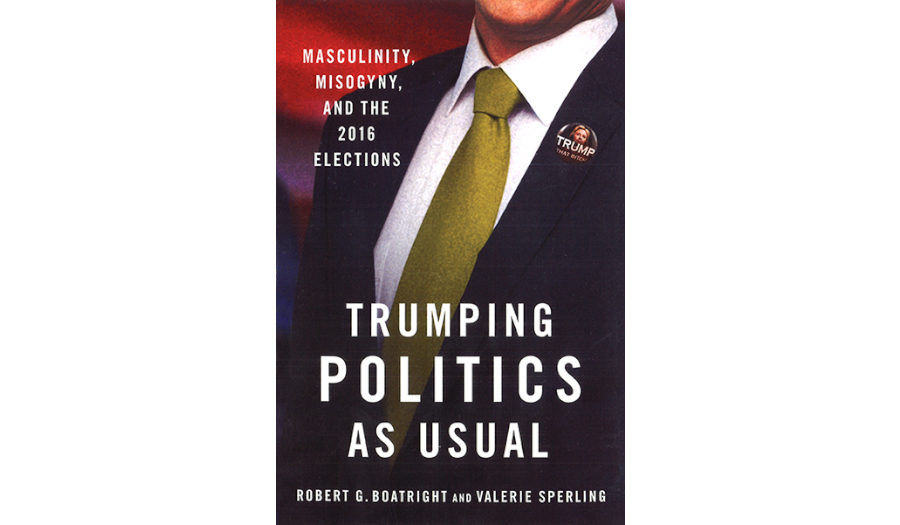 Trumping Politics as Usual book cover