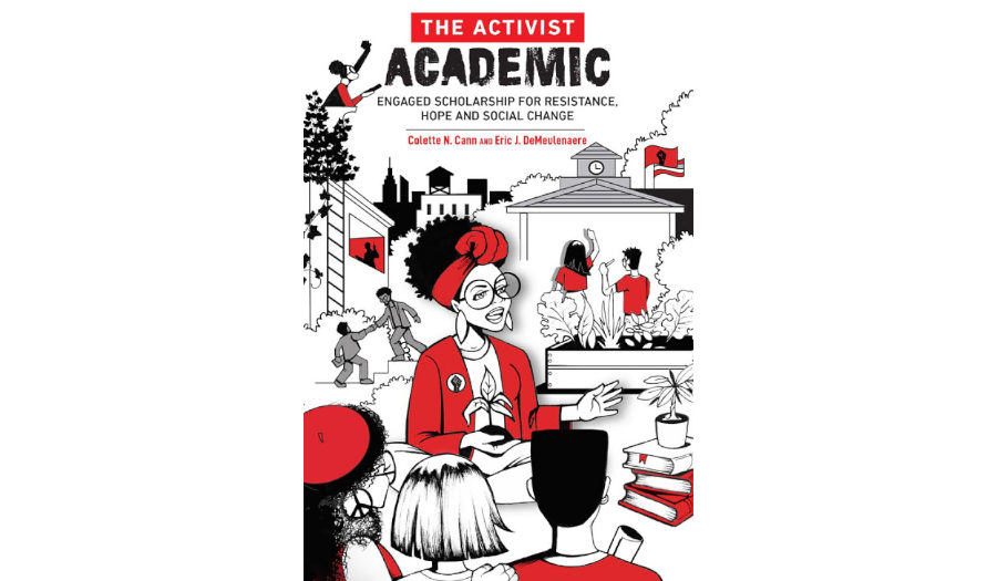 The Academic Activist book cover