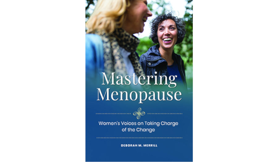 Mastering Menopause book cover
