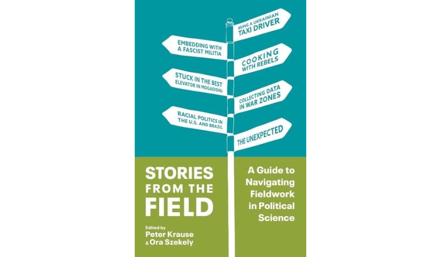 Political Science: Stories from the field book cover