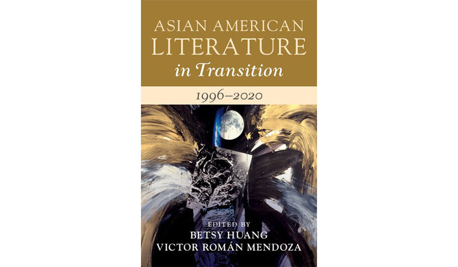 Asian American Literature in Transition: 1996-2020 - book cover