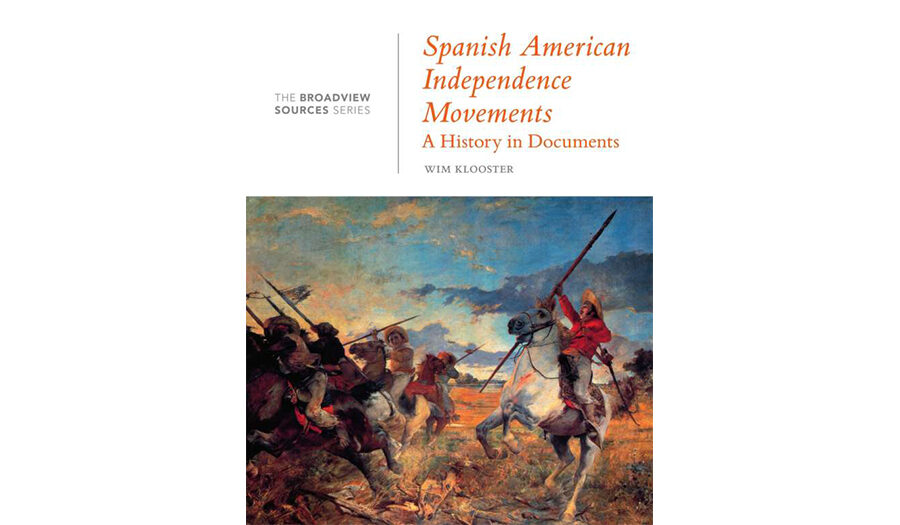 Spanish American Independence Movements: A History in Documents - book cov