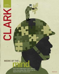 Clark magazine cover spring 2011