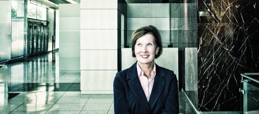 Ellen Hughes-Cromwick, M.A. '88, Ph.D. '86