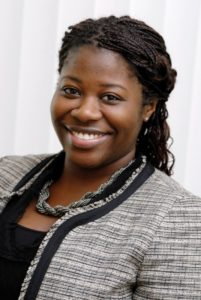 Nicole Overstreet, assistant professor of psychology at Clark University
