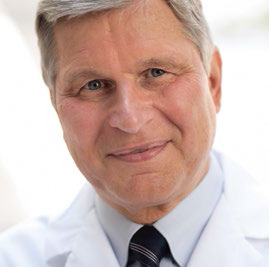 Dr. Richard Pietras, M.D., Ph D. UCLA - Professor of medicine-hematology/oncology and director of the Stiles Program in Integrative Oncology