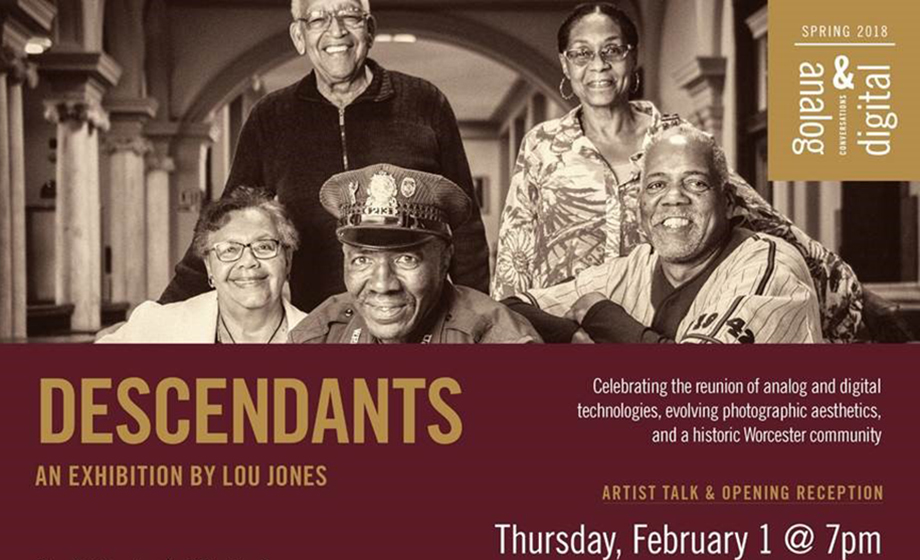 Descendants poster image
