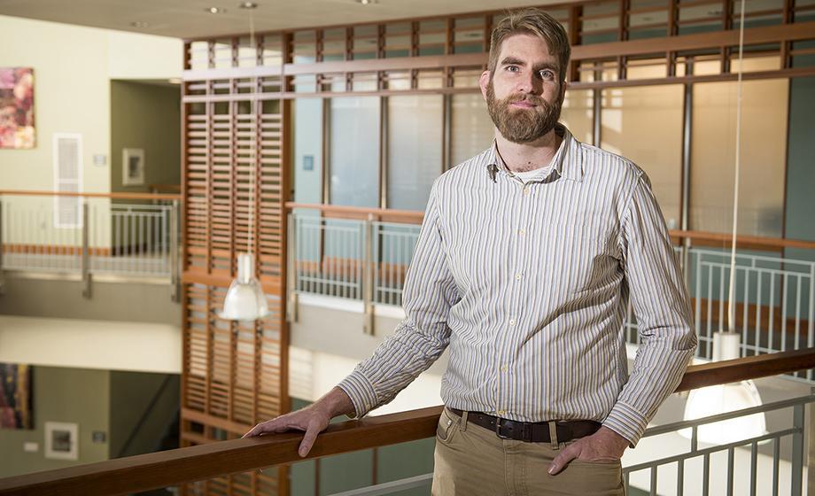 Nathan Ahlgren assistant professor