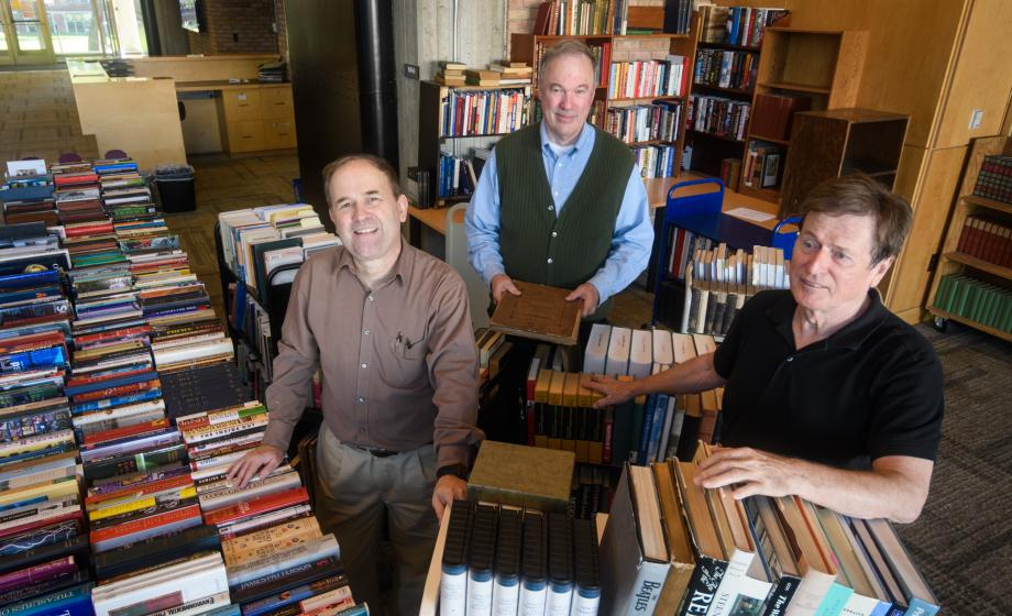 2017 library book sale