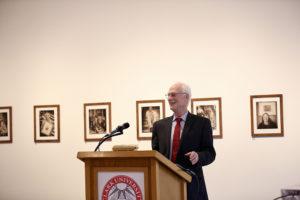 Philosophy Professor Patrick Der