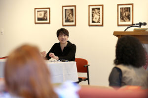 "English Professor Betsy Huang presents ""'Frankenstein': A Social Justice Manual"""