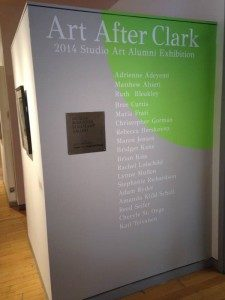 Art After Clark exhibition