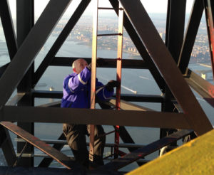Rechler at One World Trade Center