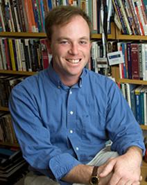 Clark U. Associate Professor Robert Boatright