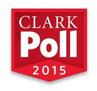 Clark Poll 2015 logo
