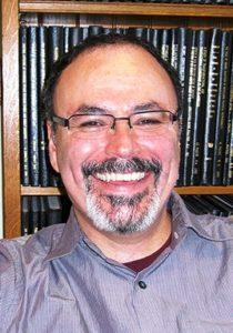 Clark University Psychology Department professor and chair James V. Cordova