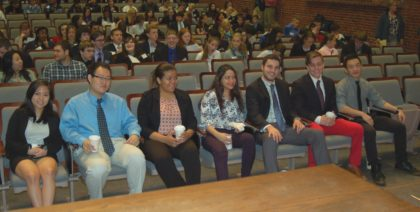 Clark University High School Model UN Conference