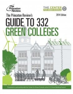 Princeton Review - Guide to 332 Green Colleges