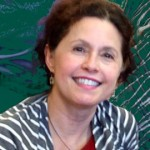 Maria Acosta Cruz, Clark University professor and chair of the Department of Foreign Languages and Literatures.