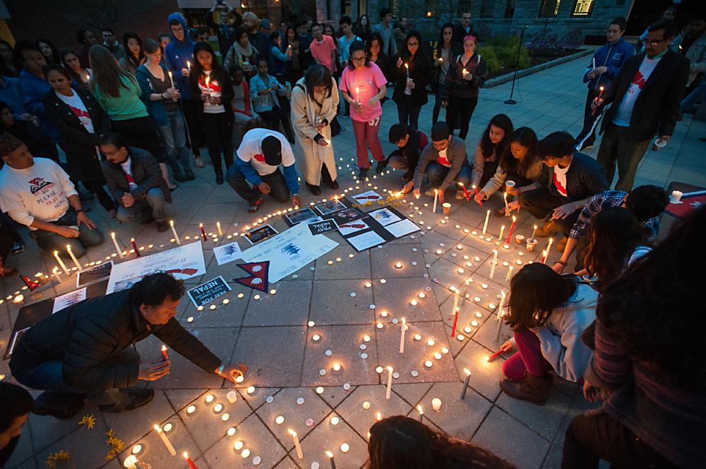 Nepal_Vigil