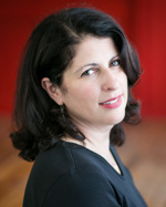 Clark University associate professor of history Nina Kushner