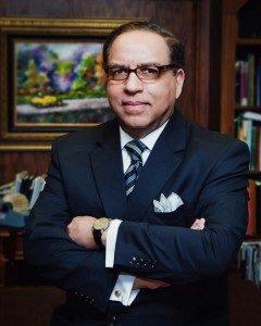 Ronald A. Walter is a Clark University alumnus and Trustee.