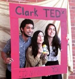 TEDx frame