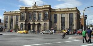 Bogota Colombia train station