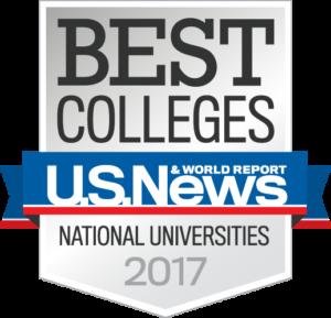 Best Colleges U.S News logo