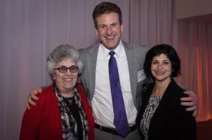 Jay Ash, Linda Savitsky, Jodi Reiskind
