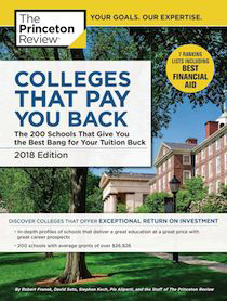 book cove of Colleges that you pay you back