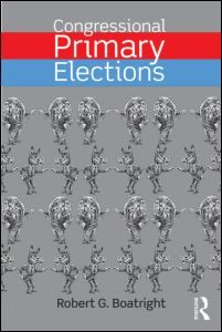 Congressional Primary Elections - Book cover