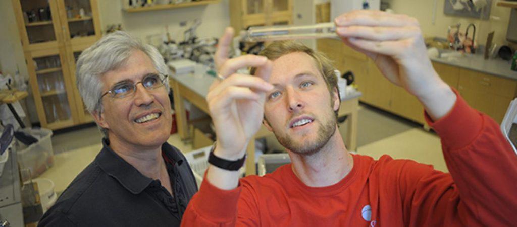 Todd Livdahl's Bermuda research has bite