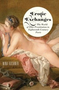 Erotic Exchanges - Book cover