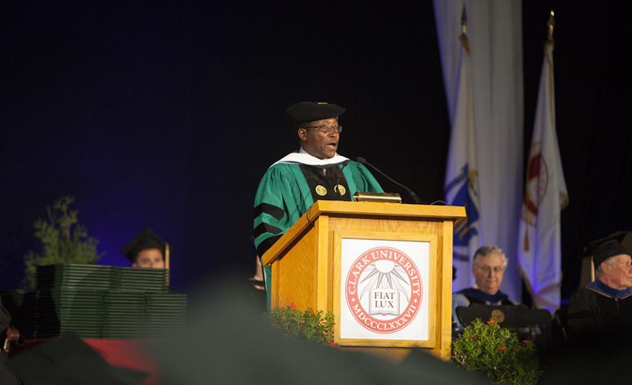 Francis Lelo Ph.D. '94